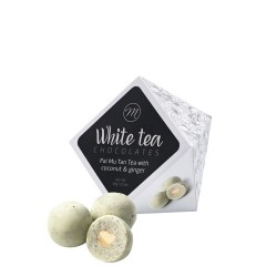 Pai Mu Tan White Tea with coconut & ginger