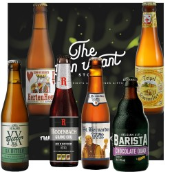 Belgian Beer Gift Box