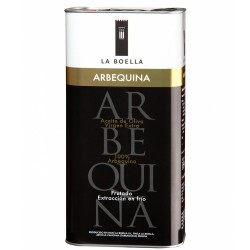 Arbequina Extra Virgin Olive Oil Can 25cl