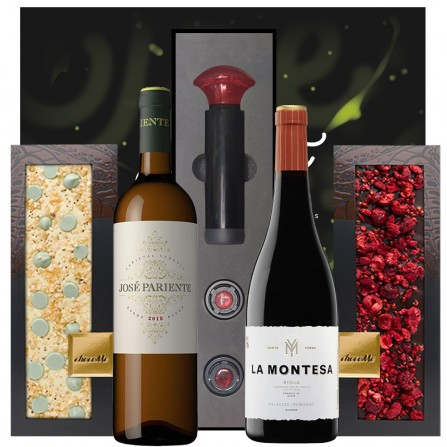 La Montesa & José Pariente Chocalate Pairing Box