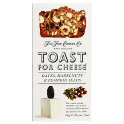 Toast with Dates, Hazelnuts and Pumpkin Seeds 125gr