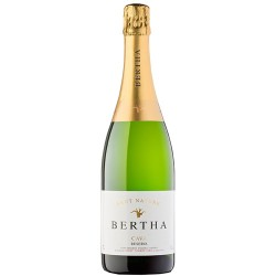 Bertha Brut Nature Reserva 75cl 11.5º
