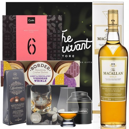 The Macallan Gold Gift Pack