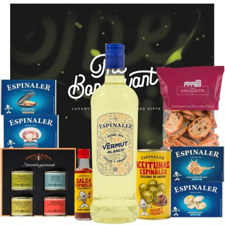 Espinaler White Vermouth Gift Pack