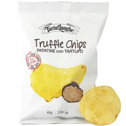 Tartuflanghe Potato Chips with Truffle 45gr