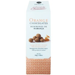 Orange Chocolates 70% 110g