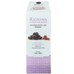 Raisins Chocolates 70% 110g