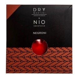 Cocktail Negroni Nio 10cl 22º