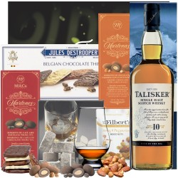 Talisker 10 Years Old Gift Box