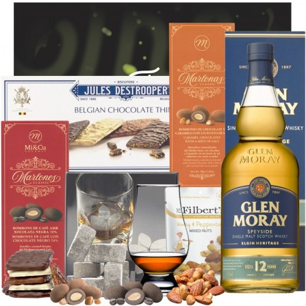 Glen Moray 12 Gift Box
