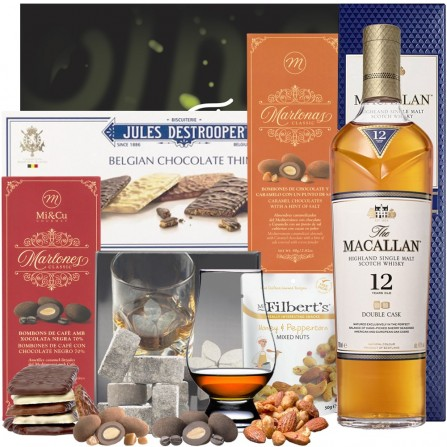 The Macallan 12 Double Cask Pack Regalo