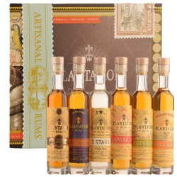 Plantation Rum Experience Gift Pack 60cl 41º