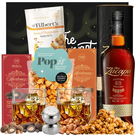 Zacapa 23 Años Gift Pack