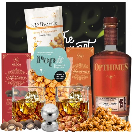 Opthimus 15 Años Gift Pack