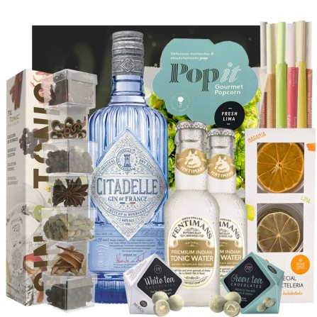Citadelle Gin & Tonic Experience