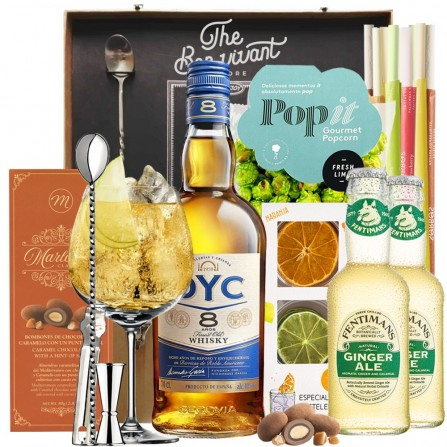 DYC 8 Años Pack Regalo Whisky