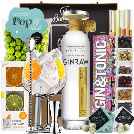 Pack Regalo Gin Raw