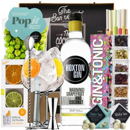 Hoxton Gin Gift Pack