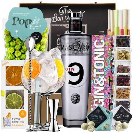 Gin 9 Pack Regalo