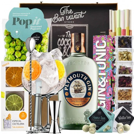 Plymouth English Gin Pack