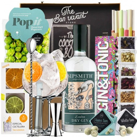 Regalo Sipsmith London Dry Gin