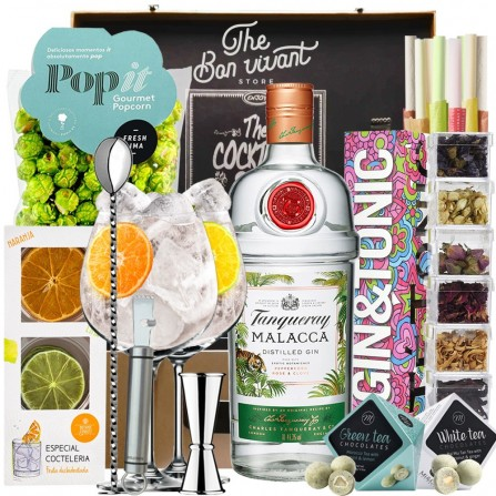 Pack Regalo Tanqueray Malacca