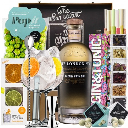 The London No. 1 Sherry Cask Gin Pack