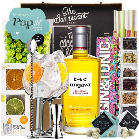 Ungava Canadian Gin Gift Pack