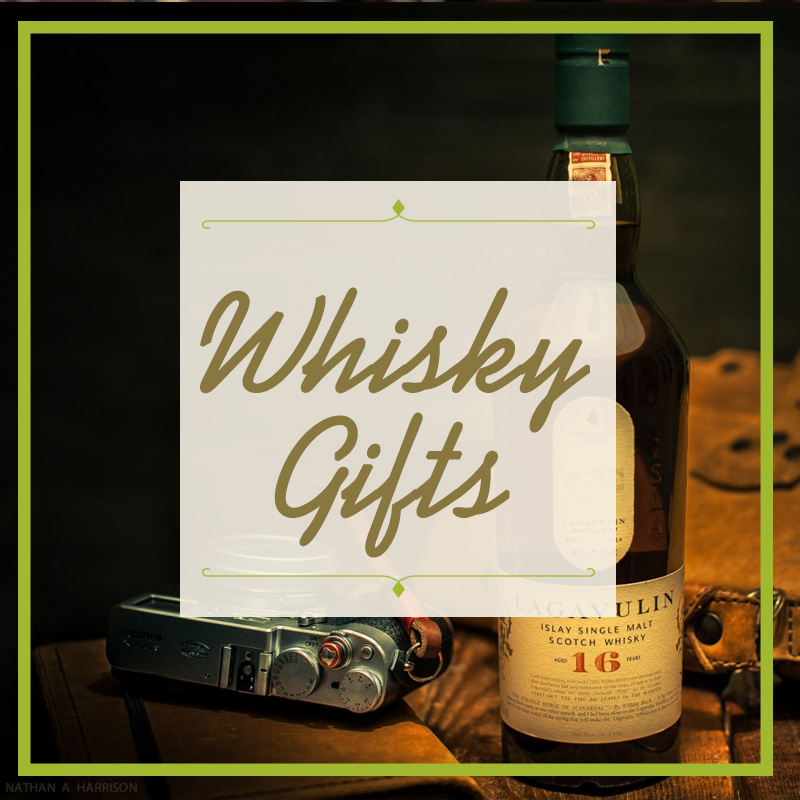 El mayor surtido de whiskys para regalar